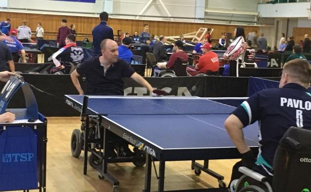 Thumbnail for - Поездка на соревнования по настольному теннису для Алексея