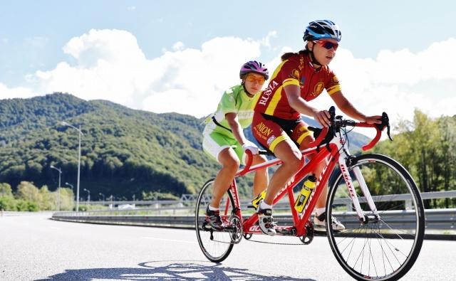 Thumbnail for - Сбор средст на велосипед-тандем