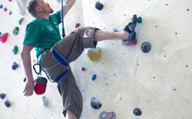 Thumbnail for - Как покорить скалы вслепую? Поездка на Чемпионат Мира по параклаймбингу