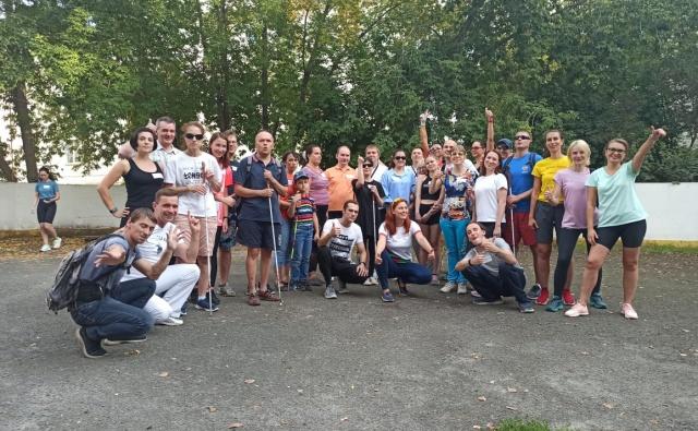 Thumbnail for - Марафон в темноте Екатеринбург - регион, которому нужна поддержка!